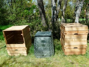 Composteur Camping