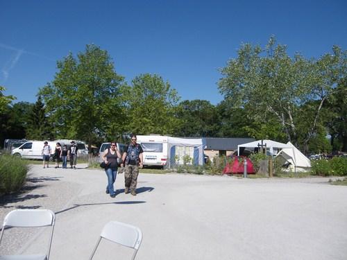 Hellfest au Camping