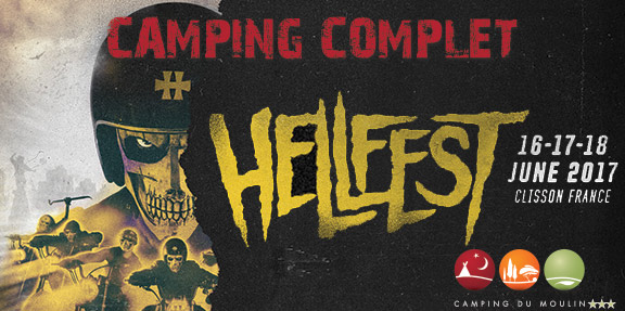 Camping Complet Hellfest 2017