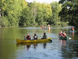Tourisme Canoe