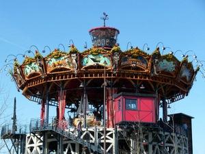 Carrousel des mondes marins à Nantes