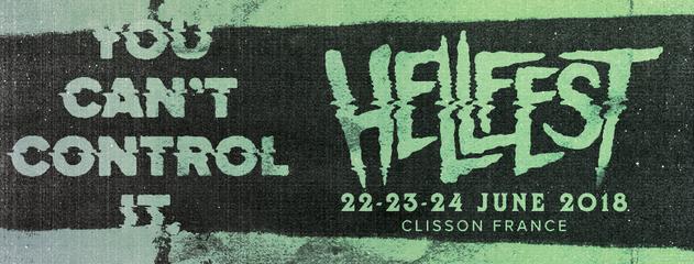 Bandeau Hellfest 2018